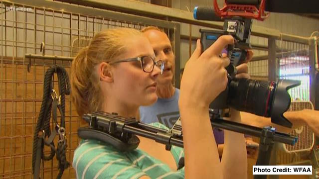 MPS Supports Cowgirls with Cameras Film Camp